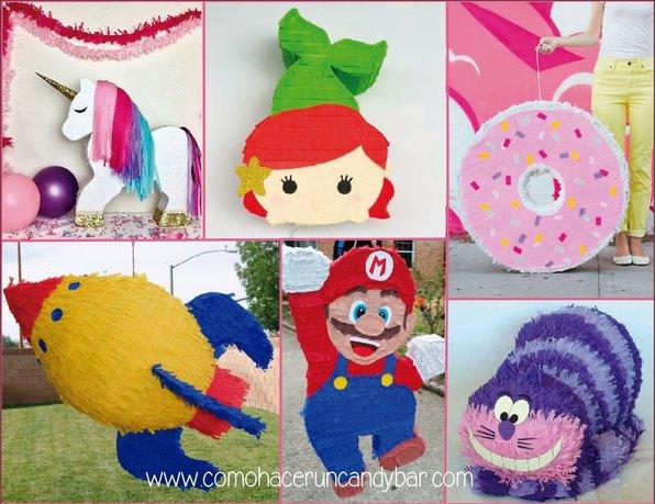 ideas para decorar una fiesta infantil